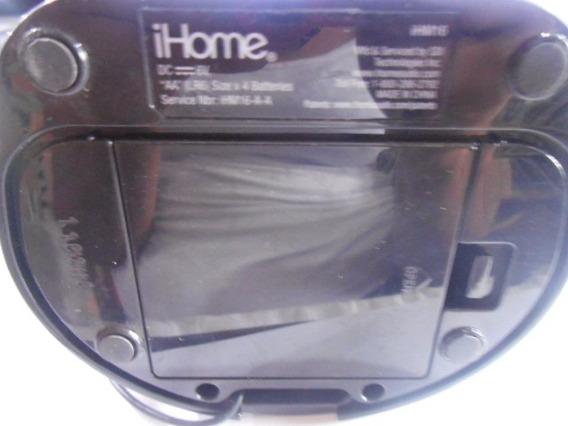 Caixa De Som Portátil Ihome Amplificada Pronta Entrega N14-7
