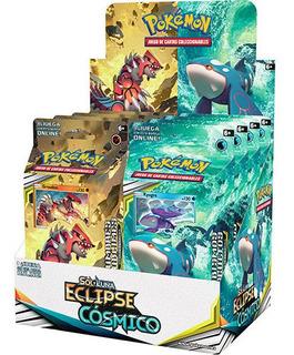 Cartas Pokemon S&m Cosmic Eclipse Mazo Inglés Tcg