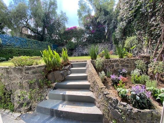 Casa Jardines Del Pedregal Remodelada