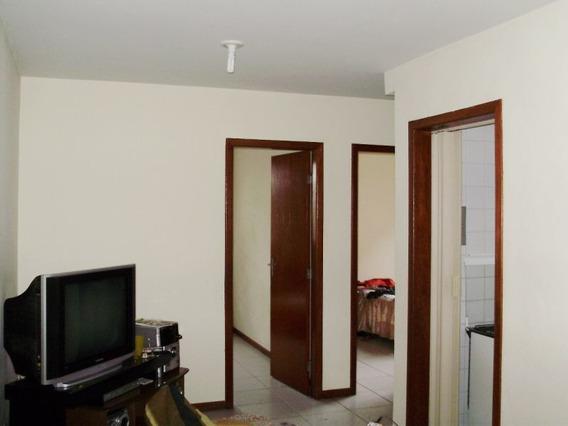 Oportunidade Apartamento 2 Quartos Bom Estado De Conservação Vaga Estacionamento - 472