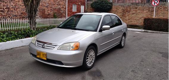 Honda Civic Ex Vtec 1700cc 2002