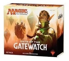 Oath Of The Gatewatch [fat Pack][magic The Gathering][nuevo]