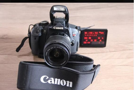 Câmera Canon 4i Com Lente 18mm