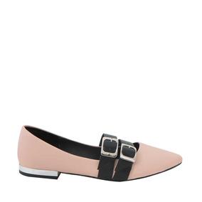 Zapato Balerina Casual Pink 2014 Id-186533 V9