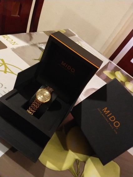Reloj Mido Nuevo Original Edición Especial