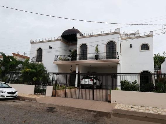 Casa En Venta En La Colonia Campestre, Mérida Yucatán