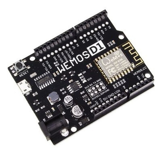 Shield Wemos D1 Wifi Internet Esp8266 - Arduino Iot + Brinde