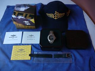 Reloj Breitling Colt Automático Hombre- Sumergible 300 M