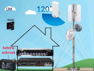 Projeto Provedor Internet Via Rádio 2019 100% Gratis