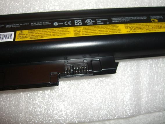 Bateria Laptop Lenovo Thinkpad T60/r60 Series 6 P/n 40y6799