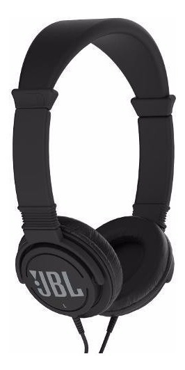 Fone De Ouvido Jbl C300si Headphone On-ear Preto