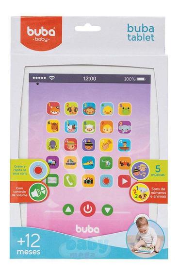 Tablet Para Bebê Pink 8549 Buba