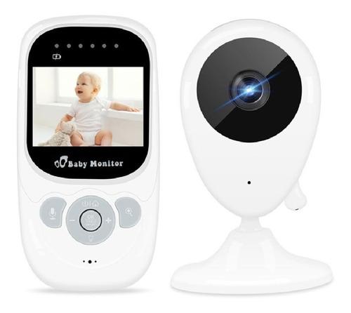 Babycam Monitor De Bebé Inalámbrico Visión Nocturna 2x Zoom