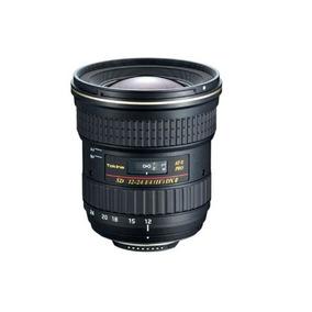 Lente Tokina12-24mm Canon Ef