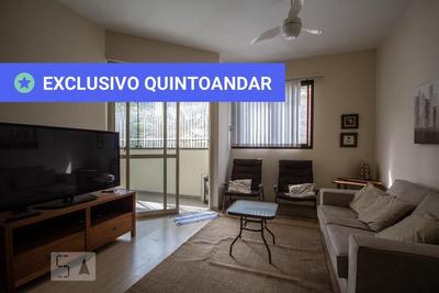 Apartamento No 1º Andar Com 3 Dormitórios E 2 Garagens - Id: 892936687 - 236687