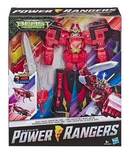 Oferta Power Rangers Zord Convertible Beast Racer Bestia !!