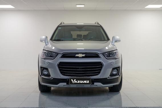 Chevrolet Captiva 2.2d Ltz At 2018