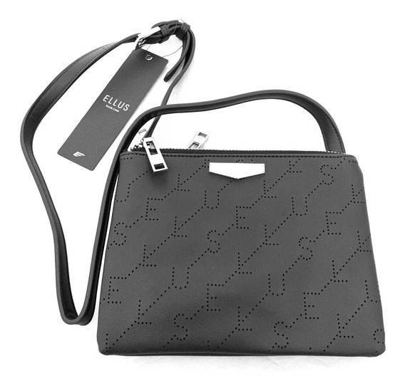 Shoulder Bag Ellus Monograma
