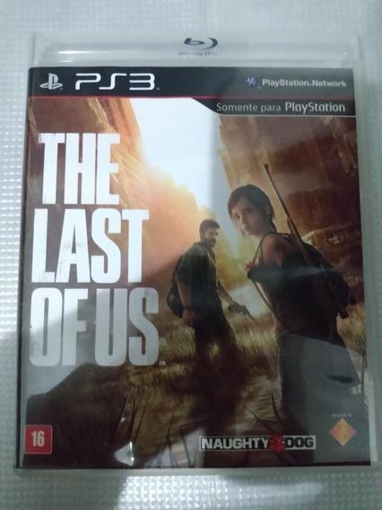 Jogo The Last Of Us Ps3 Mídia Física Playstation 3