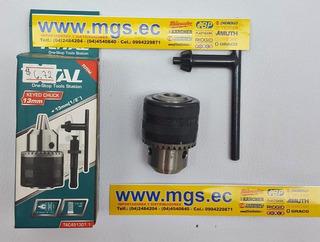 Choque Portabrocas Con Adactador 13mm Total