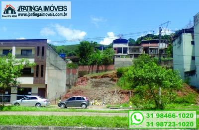 Terreno Para Venda, 360.0 M2, Bethânia - Ipatinga - 360