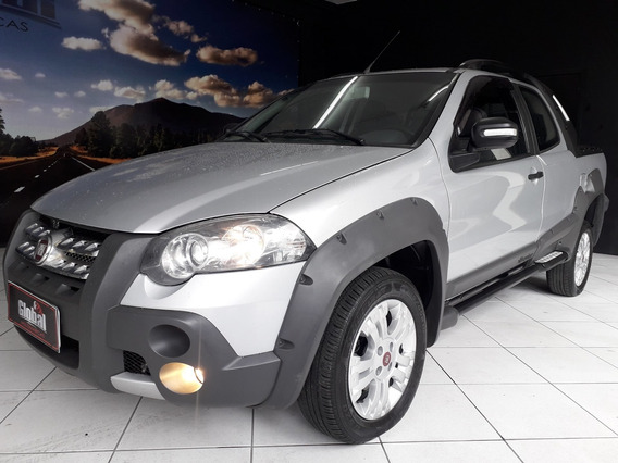 Fiat Strada 1.8 Mpi Adventure Locker Cd 8v Flex 2p Manual
