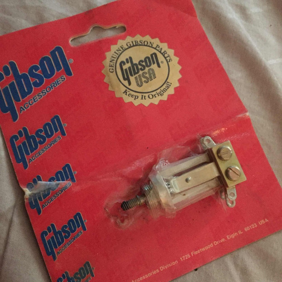 Switch Para Guitarra Electrica Gibson