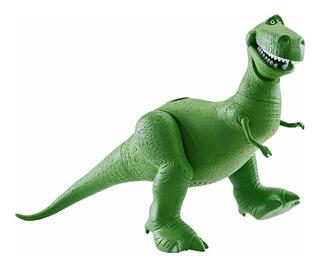 Muñeco Toy Story Original Dinosaurio Rex C/ Sonido Mattel