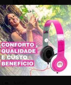 Fone De Ouvido Universal Headphone