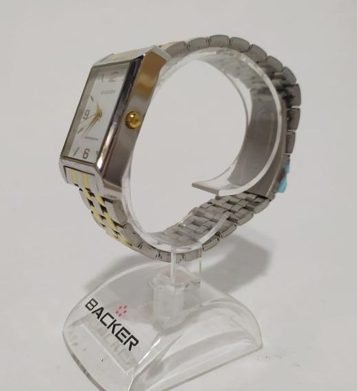 Relógio Unissex Backer 3038164g