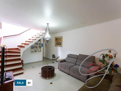 Imagem 1 de 30 de Belissíma Casa 3 Dormitórios 1 Suíte Com Ar Condicionado - Jaguaré - Sp - Ca00491 - 69319825