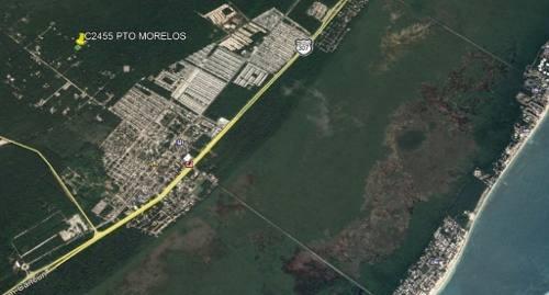 Oportunidad Lote Para Inversión En Puerto Morelos C2455
