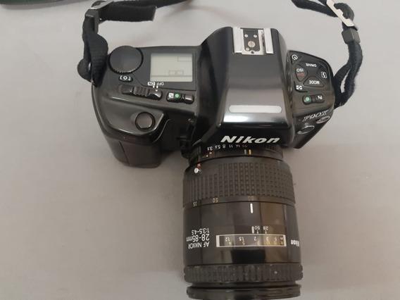 Câmera Fotográfica Profissional Analógica Nikon F90x