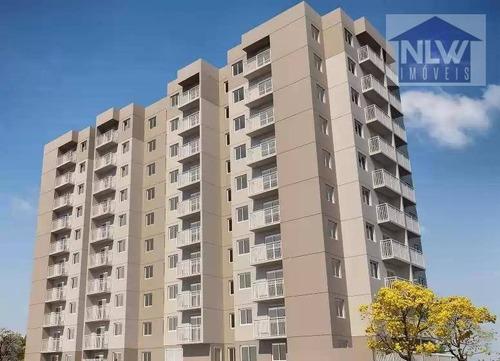 Apartamento Com 1 Dormitório À Venda, 31 M² Por R$ 209.658,00 - Cambuci - São Paulo/sp - Ap1252