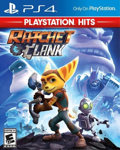Imagen 1 de 1 de Ratchet And Clank - Ps4 Fisico Nuevo & Sellado
