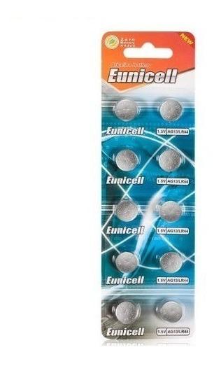 Bateria Ag13 Lr44 1.5v 20 Pcs Eunicell