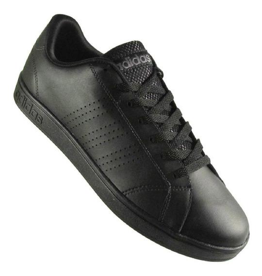 Tenis adidas Advantage Negros 100% Originales