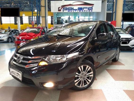 Honda City 1.5 Lx 16v Automatico 2014