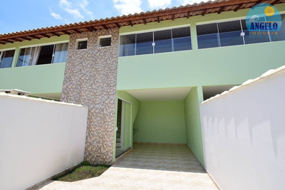 Casa No Bairro Stella Maris Em Peruíbe - 1307