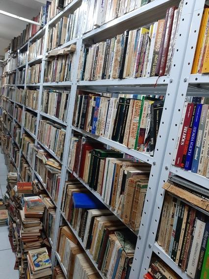 Kit Promocional Literatura Estrangeira 50 Livros Por 149,90