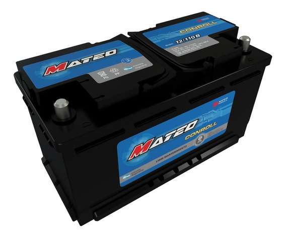 Bateria Mateo 12x110 B Diesel Volkswagen Amarok