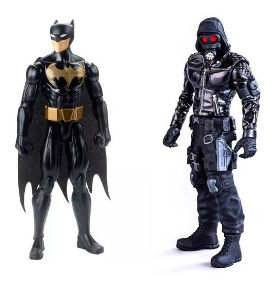 Os Justiceiros Bonecos Batman E Doutrinador Originais
