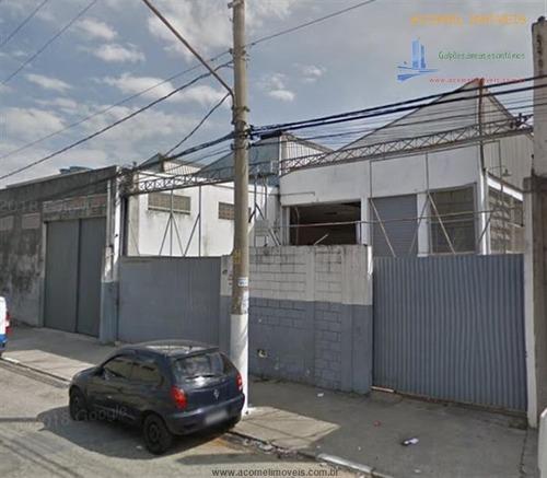 Imagem 1 de 13 de Galpões Para Alugar  Em Osasco/sp - Alugue O Seu Galpões Aqui! - 1439649
