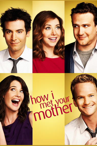 How I Met Your Mother Serie En Digital Hd Rcl