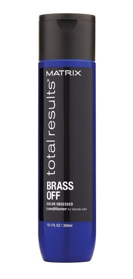 Acondicionador Brass Off X300ml Total Result Matrix Loreal