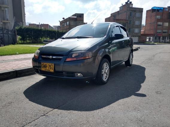 Chevrolet Aveo 1.6 2010