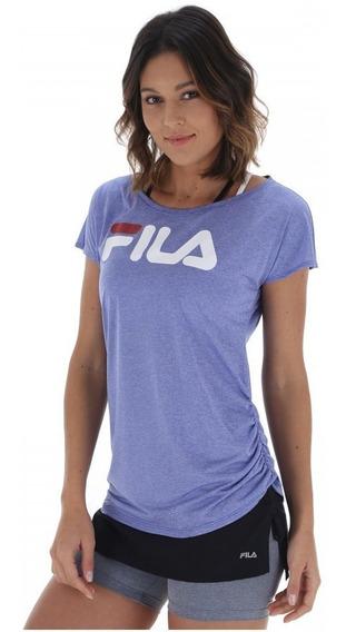 Blusa Fila Drapped Feminina - Original