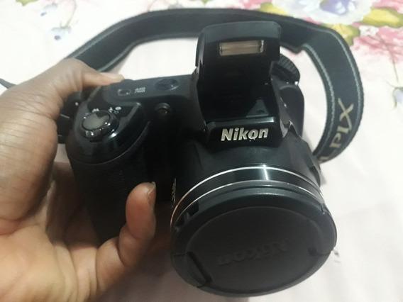 Câmera Digital Nikon Colpix L810. Zoom 26x.