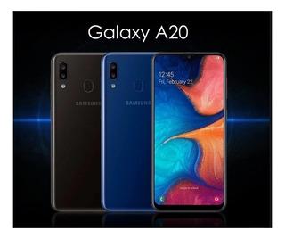 Samsung A20 Liberado Nuevo Nqn