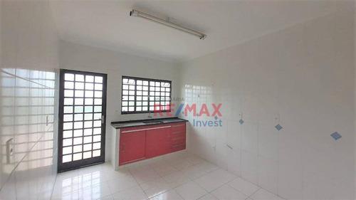 Imagem 1 de 14 de Sobrado Com 2 Dormitórios Para Alugar, 96 M² Por R$ 1.200,00/mês - Altos Do Paraíso - Botucatu/sp - So0124